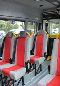 bus seats lr