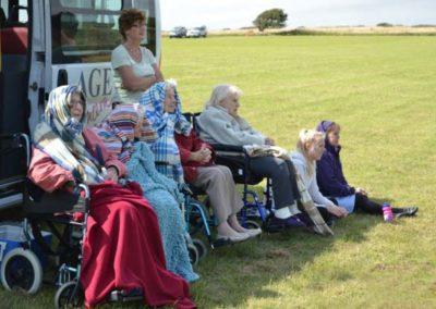 wheelchair passengers at beachy head 1